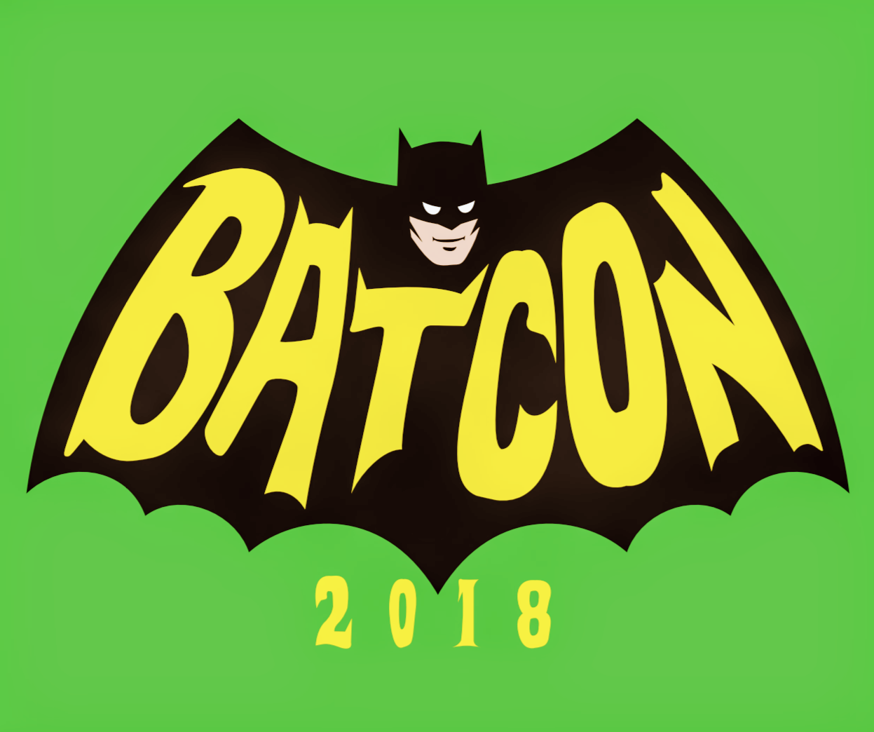 Batcon 2018 T-Shirt