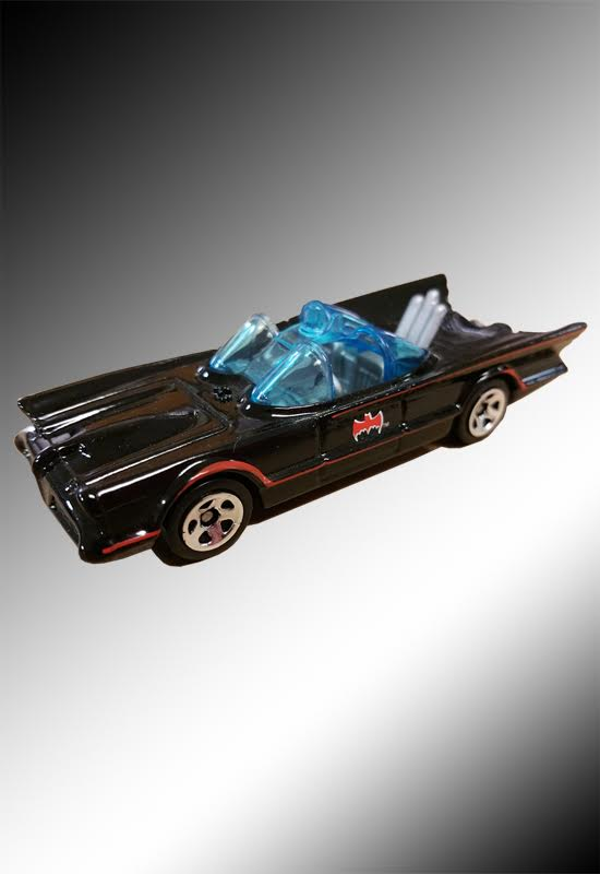 Hot Wheels 1/64 Batmobile