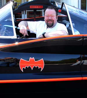 Batmobile Door Bats