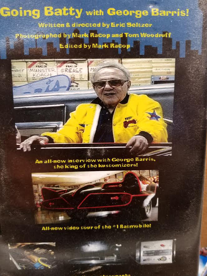 Going Batty with George Barris